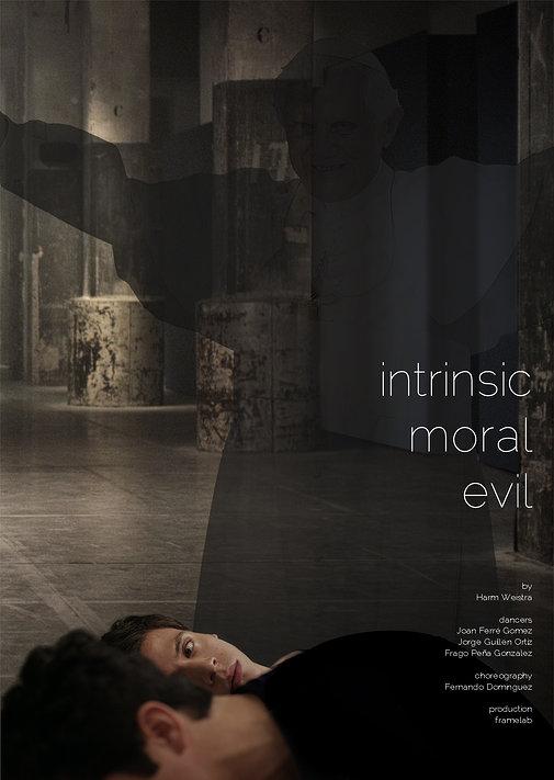 Intrinsic Moral Evil - Sound Design