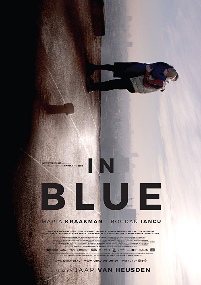 """""""In Blue"""" - Foley editor"""