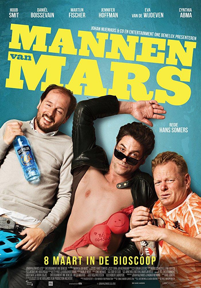 """""""Mannen van Mars"""" - Foley Editor"""