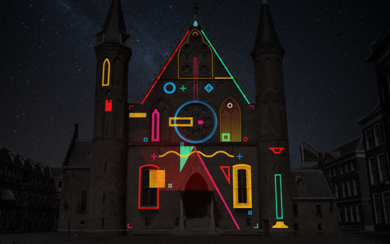 """""""Old masters, New heroes"""" - Sound Design for projection mapping by Mr. Beam"""
